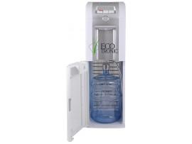 Кулер для воды напольный с нижней загрузкой Ecotronic P8-LX white/silver