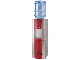 Кулер для воды напольный с холодильником Ecotronic G8-LF red