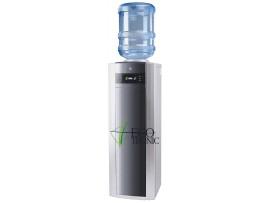 Кулер для воды напольный с холодильником Ecotronic G21-LFPM carbon