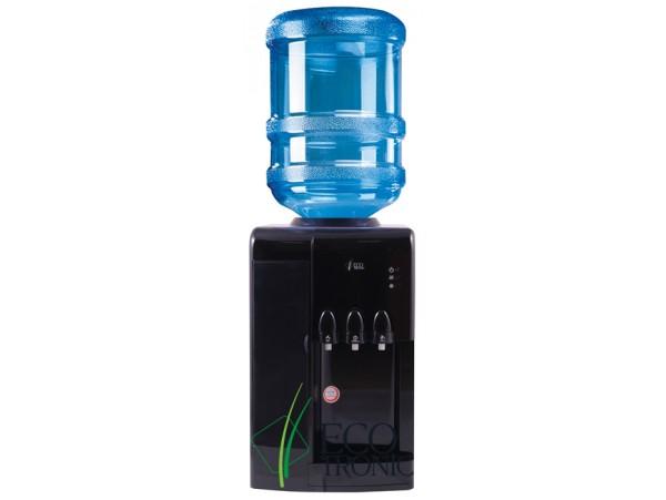 Кулер для воды настольный с электронным охлаждением Ecotronic C7-TE black