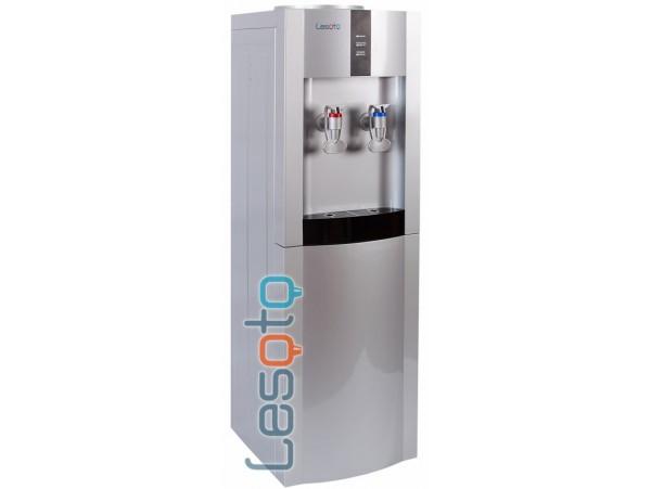 Напольный пурифайер с системой ультрафильтрации LESOTO 16 LD-G/E UF silver-black