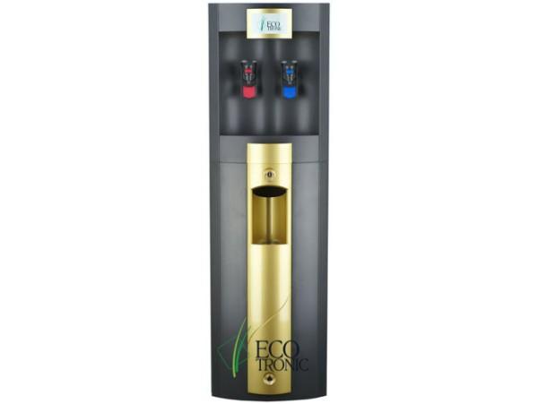 Напольный пурифайер с системой ультрафильтрации Ecotronic B50-U4L black-gold