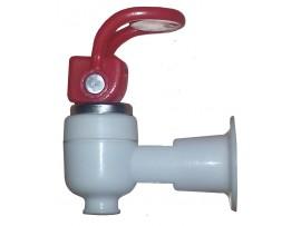 Кран горячей воды без гайки (верхний нажим)