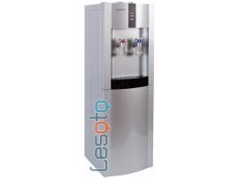 Напольный кулер для воды без охлаждения LESOTO 16 LK/E silver-black