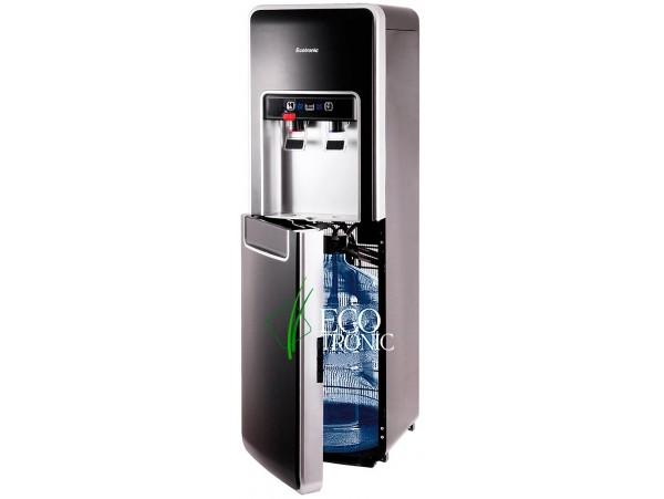 Кулер для воды напольный с нижней загрузкой Ecotronic P5-LXPM black