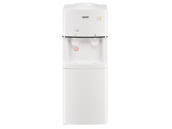 Кулер для воды напольный с холодильником VATTEN V16WKB